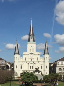 Historical Church in New Orleans
