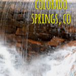 Seven Falls, hiking, Colorado Springs, Colorado, Hiking with Kids, waterfalls
