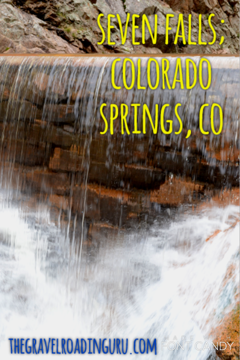 Seven Falls, hiking, Colorado Springs, Colorado, Hiking with Kids