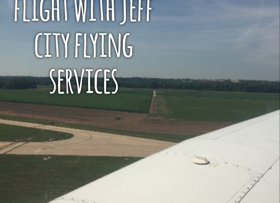 Flying High: Our introductory flight with Jeff City Flying Services
